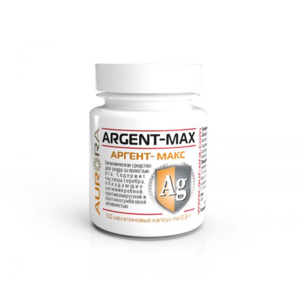 Аргент-Макс - гигиеническое средство для ухода за полостью рта
